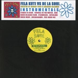 FELA SOUL (Fela Kuti + De La Soul) / FELA KUTI vs DE LA SOUL INSTRUMENTALS