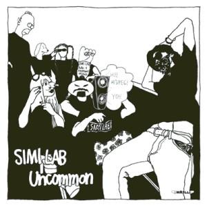 """SIMI LAB / シミ・ラボ / UNCOMMON アナログ12"""""""