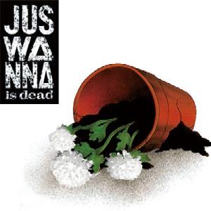 MEGA-G & T.TANAKA / JUSWANNA IS DEAD アナログ2LP