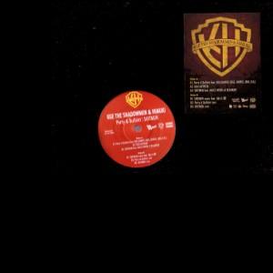 KGE the SHADOWMEN AND HIMUKI / Party & Bullshit feat.BULLDAWGS(KGE,MIKRIS,JBM,B.D.) / SHITMEN feat.MILES WORD of BLAHRMY b/w feat.仙人掌