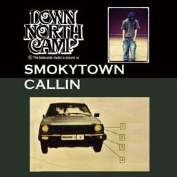 16FLIP (MONJU,DJ KILLWHEEL) / 16フリップ / Smokytown Callin アナログ2LP