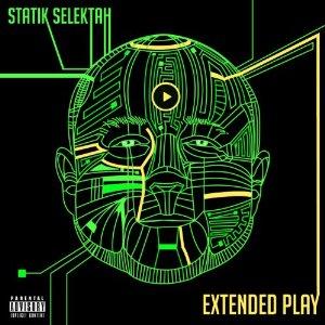 STATIK SELEKTAH / スタティック・セレクター / EXTENDED PLAY アナログ2LP