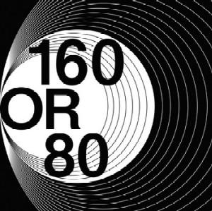 V.A.(160OR80) / 160OR80 2CD(+店頭特典DVD)封入