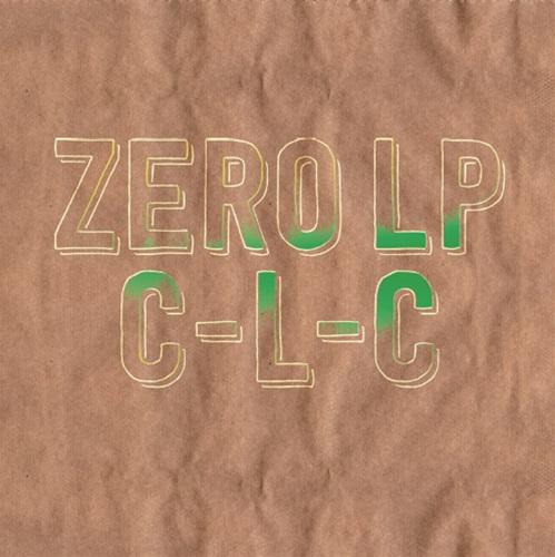 C-L-C (COE-LA-CANTH)  / ZERO LP - アナログ2LP