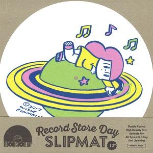 """スリップマット / マムアン×RECORD STORE DAY 2017 12"""" SLIPMAT (1枚組)"""
