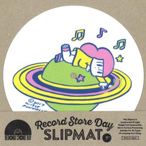 """スリップマット / マムアン×RECORD STORE DAY 2017 7"""" SLIPMAT (1枚組)"""