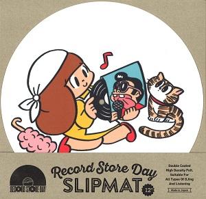 """スリップマット / マムアン×RECORD STORE DAY 2018 12"""" SLIPMAT (1枚組)"""