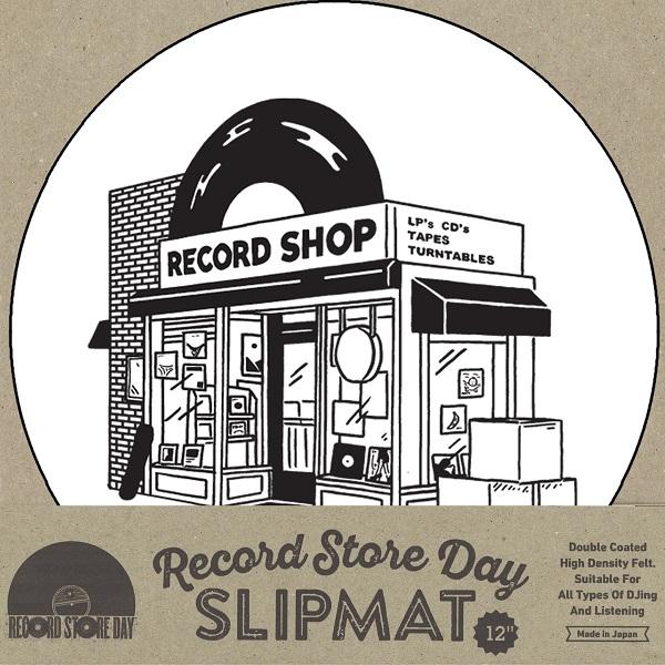 """スリップマット / yunosuke×RECORD STORE DAY 2018 12"""" SLIPMAT (1枚組)"""