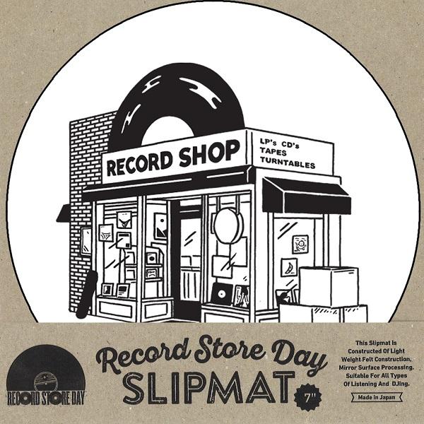 """スリップマット / yunosuke×RECORD STORE DAY 2018 7"""" SLIPMAT (1枚組)"""