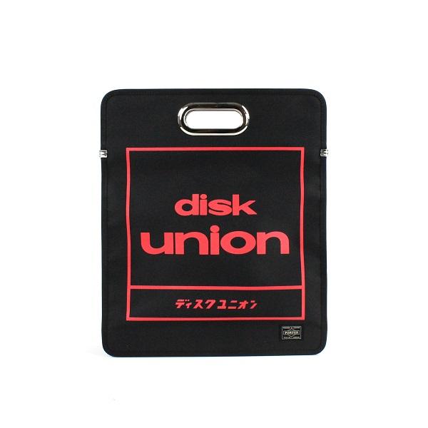 レコードバッグ / PORTER x diskunion 限定コラボレーションモデル (diskunion version)