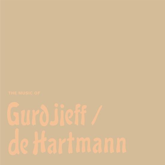THOMAS DE HARTMANN / THE MUSIC OF GURDJIEFF / DE HARTMANN [5LP]
