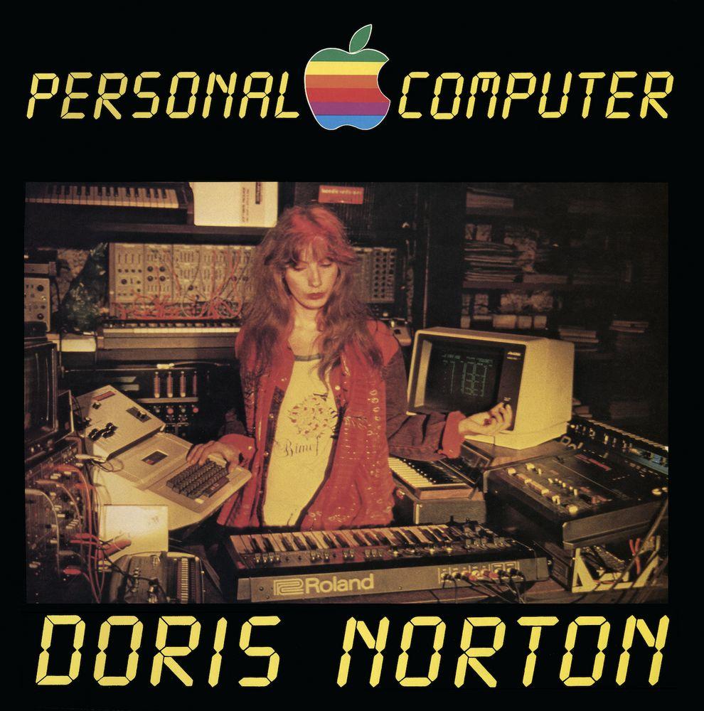 DORIS NORTON / ドリス・ノートン / PERSONAL COMPUTER [LP]