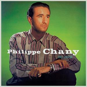 PHILIPPE CHANY / RIVE GAUCHE