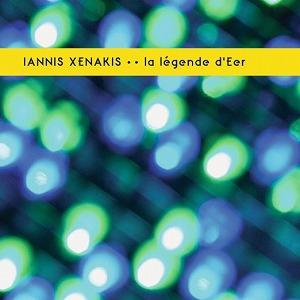 IANNIS XENAKIS / ヤニス・クセナキス / LA LEGENDE D'EER (LP)