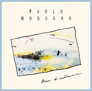 PAOLO MODUGNO / パオロ・モドゥーニョ / BRISE D'AUTOMNE (BLACK VINYL)