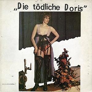 "DIE TODLICHE DORIS / ディー・テードリッヒ・ドーリス / "" "" (BLACK VINYL)"