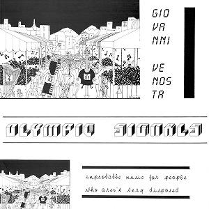 GIOVANNI VENOSTA / ジョバンニ・ヴェノスタ / OLYMPIC SIGNALS