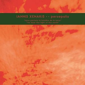 IANNIS XENAKIS / ヤニス・クセナキス / PERSEPOLIS (LP)