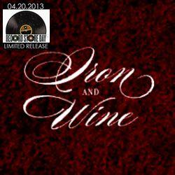 IRON & WINE / アイアン・アンド...