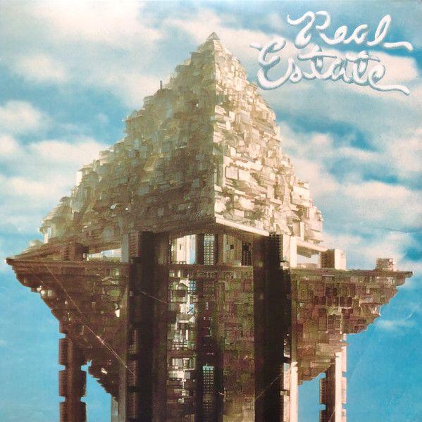 REAL ESTATE / リアル・エステート / REAL ESTATE (LP)