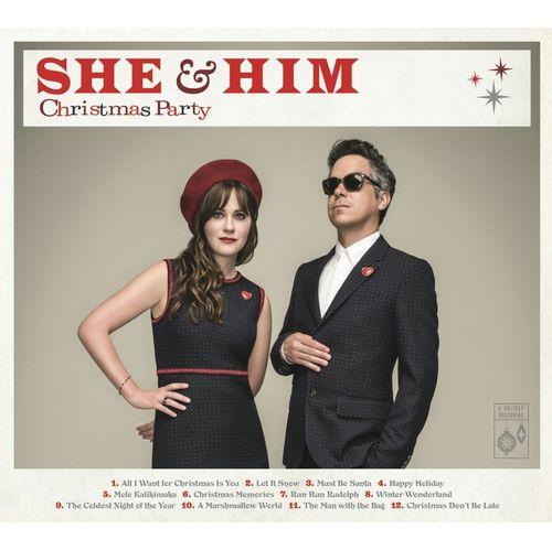 SHE&HIM / シー・アンド・ヒム / CHRISTMAS PARTY (LP)
