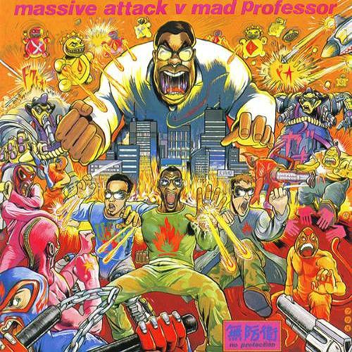 MASSIVE ATTACK / マッシヴ・アタック / NO PROTECTION (LP)