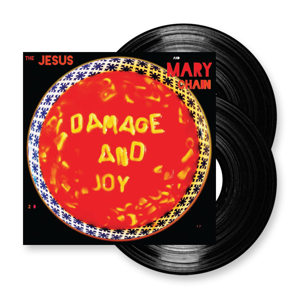 JESUS & MARY CHAIN / ジーザス&メリーチェイン / DAMAGE AND JOY (2LP)