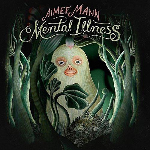 AIMEE MANN / エイミー・マン / MENTAL ILLNESS (LP/PINK VINYL)