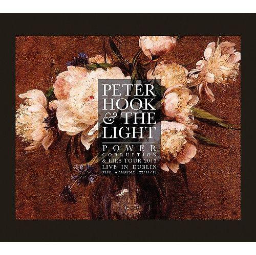 PETER HOOK & THE LIGHT / POWER CORRUPTION & LIES - LIVE IN DUBLIN