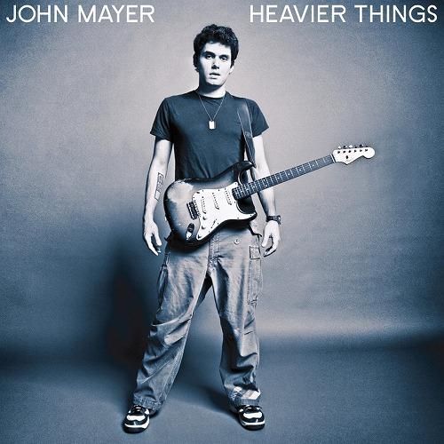 JOHN MAYER / ジョンメイヤー / HEAVIER THINGS (LP/180G)