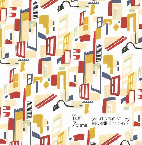 YUMI ZOUMA / ユミ・ゾウマ / (WHAT'S THE STORY) MORNING GLORY? (LP/DEEP RED VINYL)