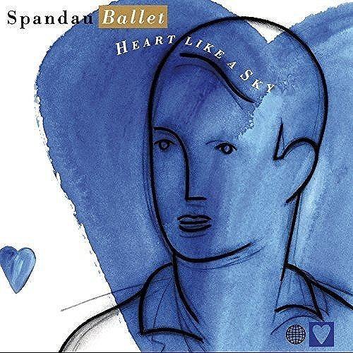 SPANDAU BALLET / スパンダー・バレエ / HEART LIKE A SKY
