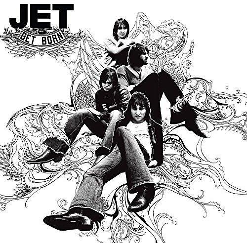 JET / ジェット / GET BORN (LP)