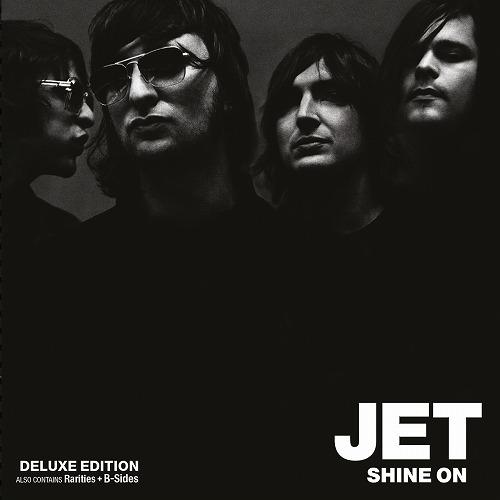 JET / ジェット / SHINE ON (LP)