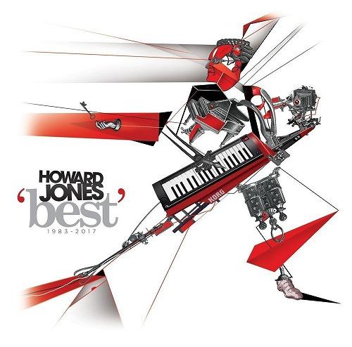 HOWARD JONES / ハワード・ジョーンズ / BEST: 1983 - 2017 (3CD)