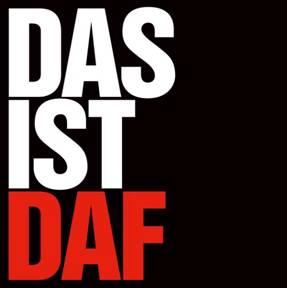 DAF / DAS IST DAF / ダス・イスト・ディー・エー・エフ (5CD BOX)