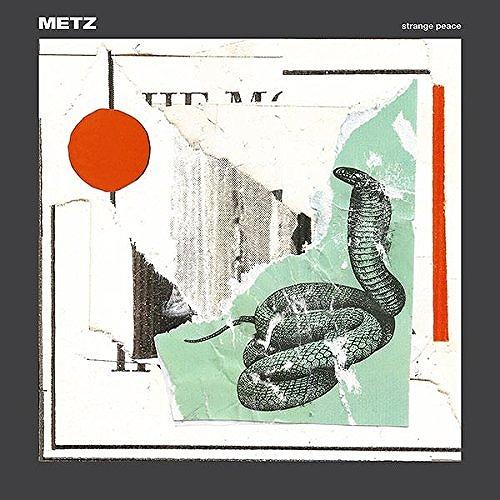 METZ / メッツ / STRANGE PEACE