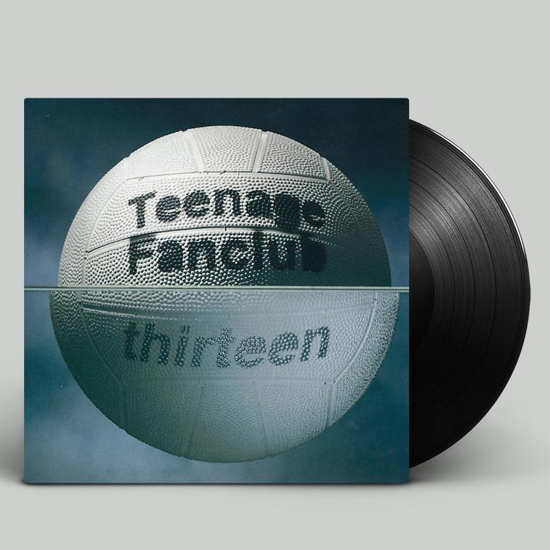 "TEENAGE FANCLUB / ティーンエイジ・ファンクラブ / THIRTEEN (LP+7"")"