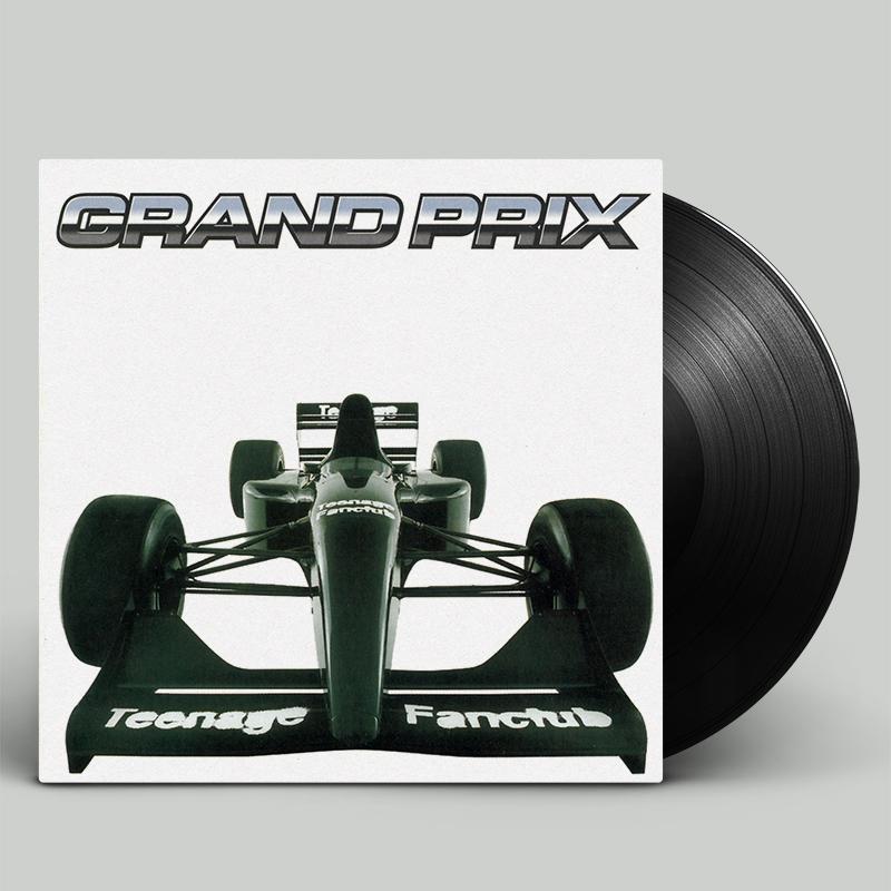 "TEENAGE FANCLUB / ティーンエイジ・ファンクラブ / GRAND PRIX (LP+7"")"
