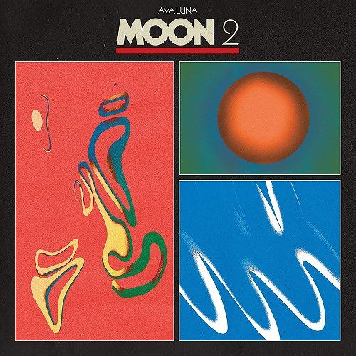 AVA LUNA / MOON 2 (LP/MOON COLORED VINYL)