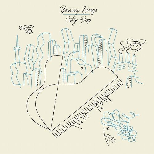 BENNY SINGS / ベニー・シングス / CITY POP (LP)