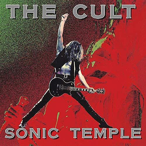 CULT / SONIC TEMPLE 30TH ANNIVERSARY (2LP)