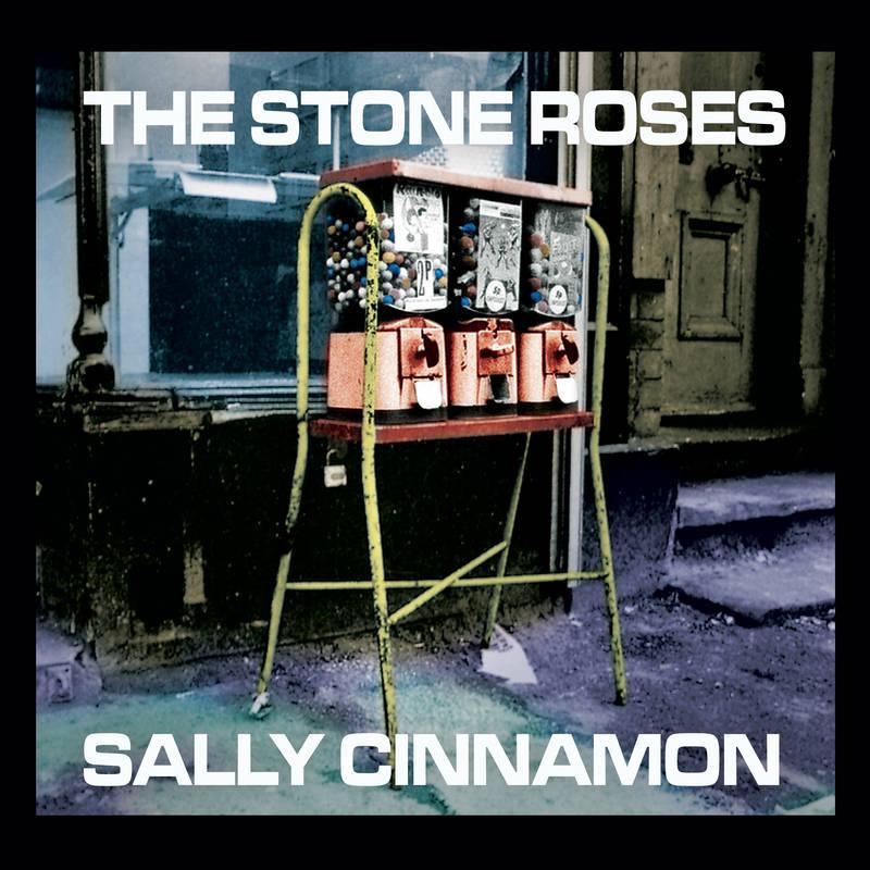 """STONE ROSES / ストーン・ローゼス / SALLY CINNAMON [180G 12""""]"""