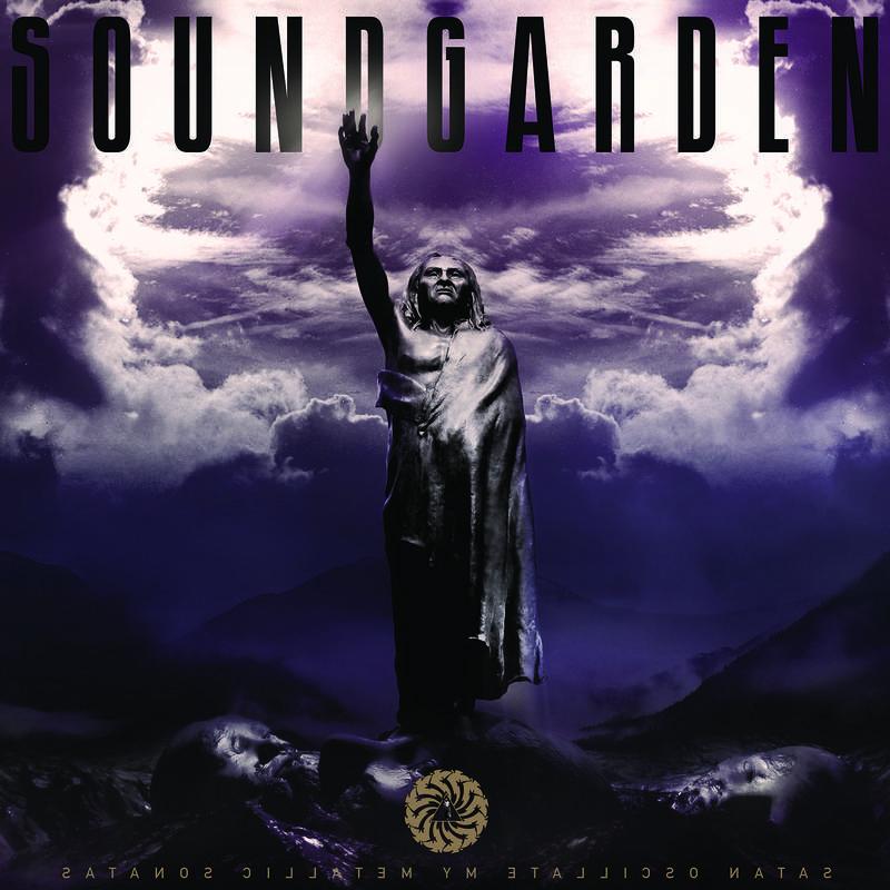 """SOUNDGARDEN / サウンドガーデン / SATANOSCILLATEMYMETALLICSONATAS [12""""]"""