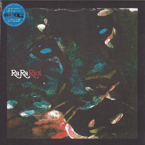 "RA RA RIOT / ラ・ラ・ライオット / RA RA RIOT [12""]"