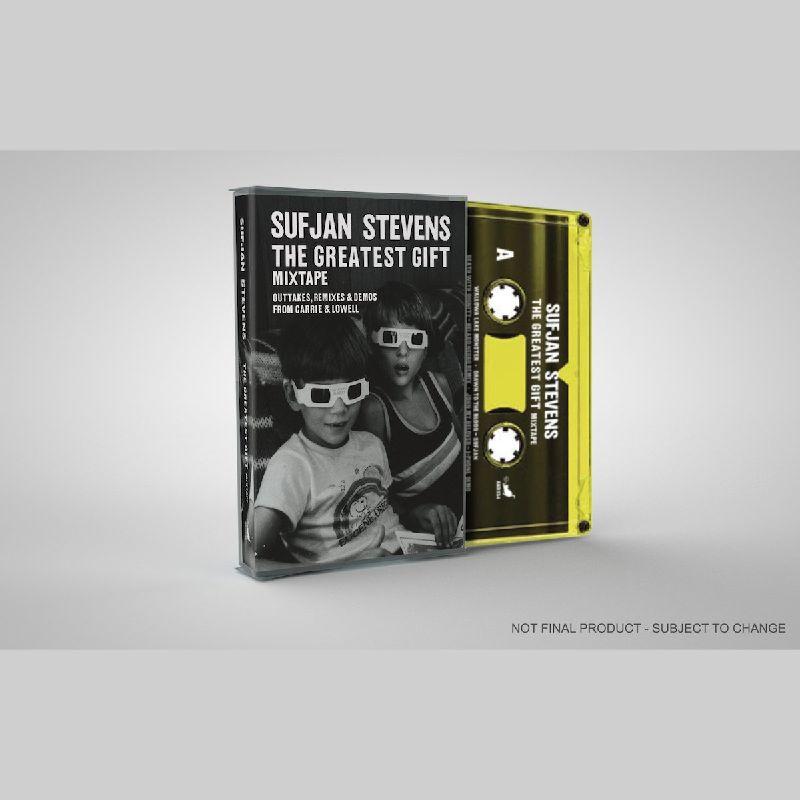 SUFJAN STEVENS / スフィアン・スティーヴンス / THE GREATEST GIFT [CASSETTE]