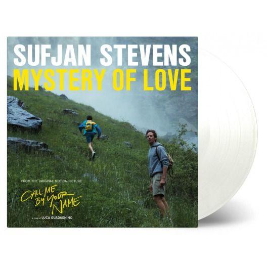 """SUFJAN STEVENS / スフィアン・スティーヴンス / MYSTERY OF LOVE EP [COLORED 10""""]"""