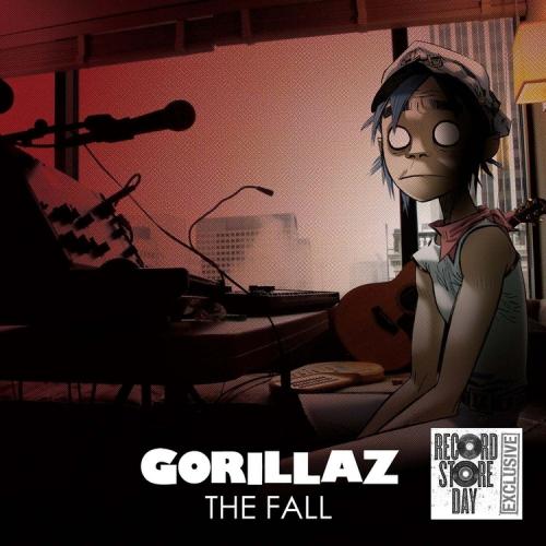 GORILLAZ / ゴリラズ / THE FALL [COLORED LP]