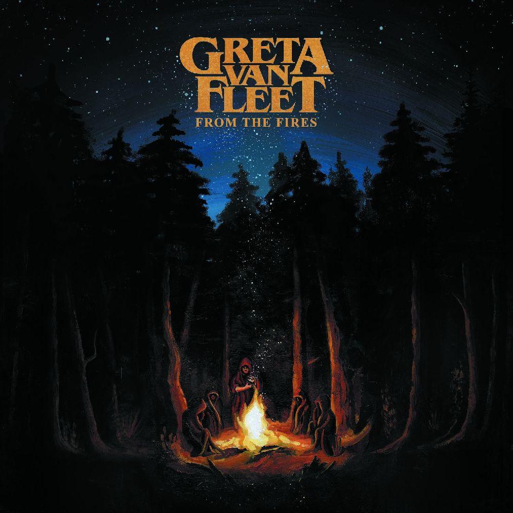 GRETA VAN FLEET / グレタ・ヴァン・フリート / FROM THE FIRES [COLORED LP]