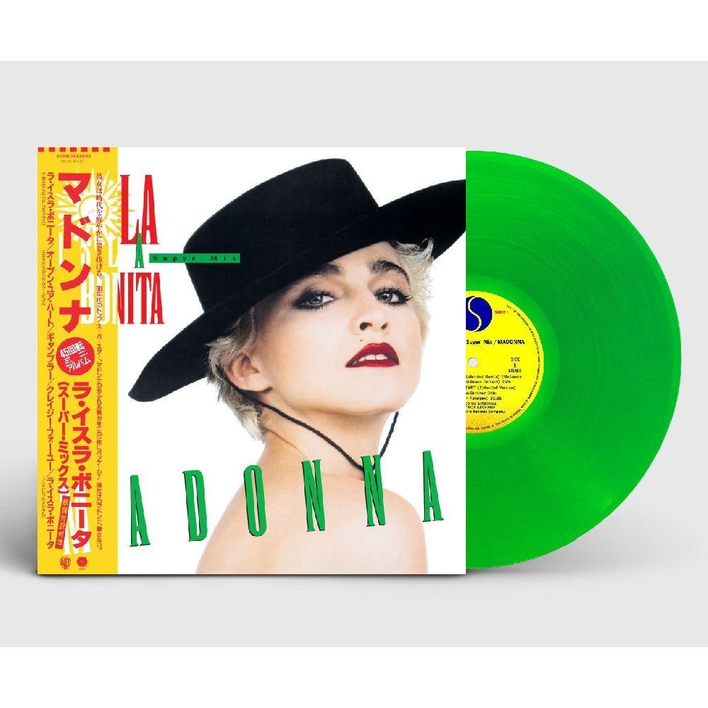 """MADONNA / マドンナ / LA ISLA BONITA: SUPER MIX [COLORED 12""""]"""
